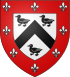 Description : Blason de Hardricourt