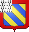 Description : Blason de la ville de Sombernon (21).svg